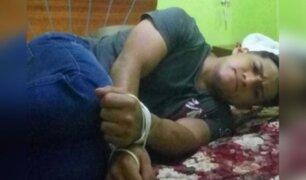 Hombre fingió su secuestro para pedir S/12 mil a su familia y terminó siendo capturado