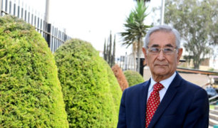 Sunedu: Oswaldo Zegarra Rojas es designado como superintendente interino