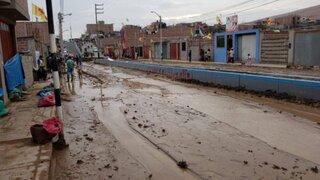 Senamhi: hasta el lunes 24 se prolongarán las  lluvias en la región Tacna