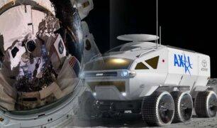 NASA y la industria automotriz se unen para producir nuevos exploradores lunares