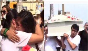 Solsiret Rodríguez: así fue el último adiós que le dieron los padres y amigos
