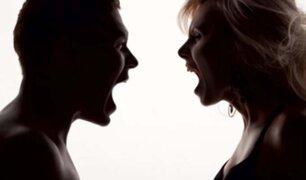 Cuándo se acabó San Valentín: a puño limpio parejas pelean por amor y traición