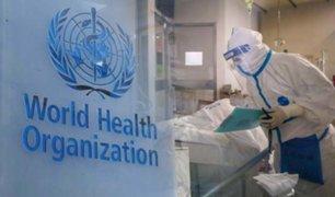 """Coronavirus: OMS advierte de que """"se agota el tiempo para actuar"""" ante la expansión de la epidemia"""