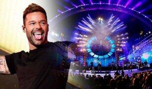Chile: con Ricky Martin arrancará el Festival de Viña del Mar