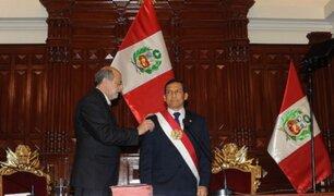 Abugattás: me siento frustrado, siento haber hecho un papelón al apoyar a Ollanta Humala