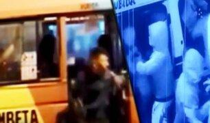 Asalto sobre ruedas: hablan víctimas de delincuentes que roban y matan en buses