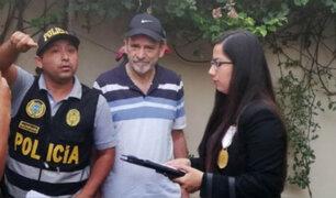 Yehude Simon fue detenido en su vivienda por caso Olmos