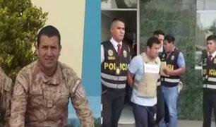 Ica: militar detenido habría sido parte del robo de más de 20 mil soles a empresario