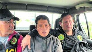 PNP captura a depravado que violó y embarazó a menor de 12 años