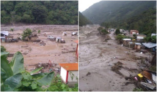 Aluvión en Cusco: inician búsqueda y rescate de 30 personas desaparecidas