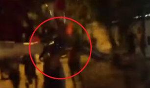 Loreto: regidor de Maynas resultó herido durante yunza