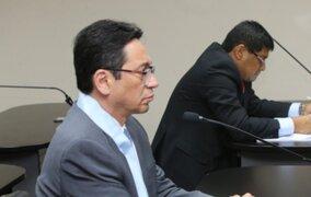 Poder Judicial rechazó autorizar viaje de Humberto Abanto
