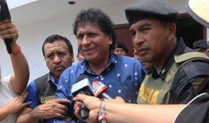 José Delgado Heredia: ordenan 24 meses de prisión preventiva para alcalde de Punta Negra