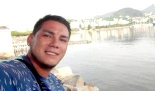 Peruano desaparecido en Brasil: piden ayuda a Consulado para ubicar a joven