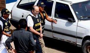 Yehude Simón abandona su vivienda para cumplir detención preliminar por 10 días