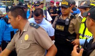 Surco: sujeto estuvo a punto de robar S/4.500 a cliente del BBVA