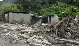 Aluvión en Cusco: entregan ayuda humanitaria a damnificados