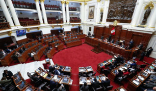 Coronavirus: Congreso delega facultades al Ejecutivo para atender emergencia