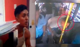 Detienen a uno de los implicados en asalto a ómnibus en SMP