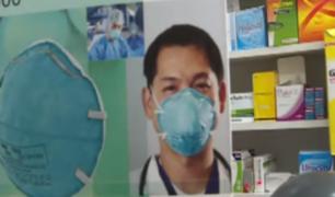 Efecto Coronavirus: advierten falta de mascarillas y guantes en farmacias