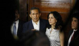 Ollanta Humala y Nadine Heredia tendrán acceso a testimonios de exejecutivos de Odebrecht