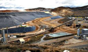 En un año Perú cae 10 puestos en un ranking de competitividad minera