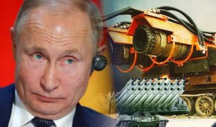"""Vladímir Putin impulsa la creación de las """"armas del futuro"""" en Rusia"""