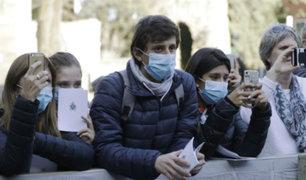 Confirman contagio local de coronavirus en España