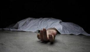 Huánuco: encuentran sin vida a mujer reportada como desaparecida