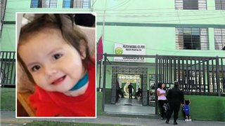 Piden ayuda para encontrar a bebé de 1 año que desapareció hace 5 días en Ica