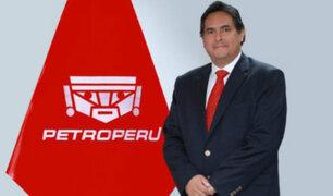 Carlos Barrientos es el nuevo presidente de Petroperú