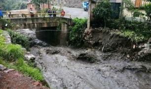Declaran emergencia por lluvias en regiones de Ayacucho, Cusco y Puno