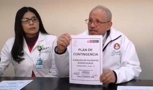 Alerta en Puno: autoridades de salud informan de un posible caso de coronavirus