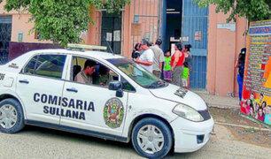 Piura: venezolanos asaltan a alumnos de academia y se llevan bienes valorizados en 12 mil soles