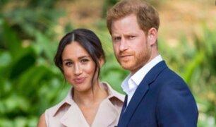 Canadá anunció que no protegerá más al príncipe Harry y Meghan Markle