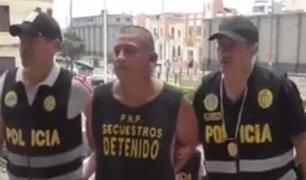 Banda de extorsionadores operaban en los alrededores de la estación La Cultura en San Borja