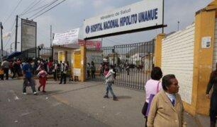 Ministerio de Salud descarta caso de coronavirus en paciente aislada en Hospital Hipólito Unanue