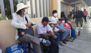 Reportan primer caso sospechoso de coronavirus en Hospital Regional de Lambayeque