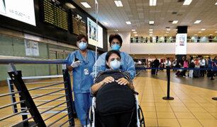 Aeropuerto Jorge Chávez: riguroso control a personas que llegan de países vinculados al coronavirus