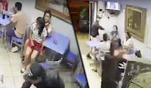 Villa El Salvador: delincuentes asaltan pizzería por quinta vez