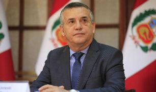 Daniel Urresti: juicio por caso Bustíos continuará el próximo 13 de enero
