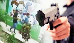 Jaén: delincuentes roban dos mil soles al interior de colegio