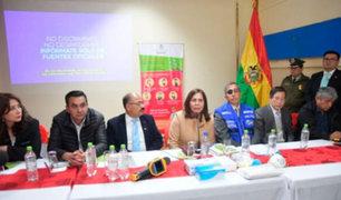 China dona importantes equipos a Bolivia para la detección del coronavirus