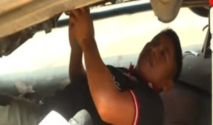 La Victoria: retiran vehículos y talleres de jirón Antonio Raimondi