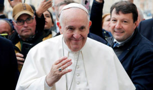 Papa cancela actividades por tercer día consecutivo por supuesto resfriado