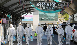 Corea del Sur: Coronavirus avanza incontenible, ya mató a 17 personas