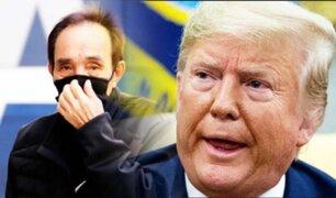 Covid-19: presidente Trump admite problemas para adquirir suministros sanitarios