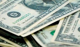 Precio del dólar supera los S/.3.97 a media jornada de hoy, 22 de junio