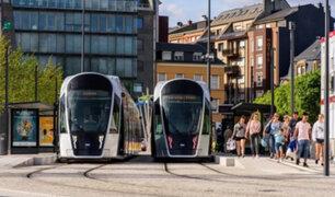 Luxemburgo es el primer país con transporte público gratis