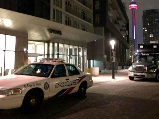 Canadá: balacera en el centro de Toronto deja 3 muertos y 2 heridos